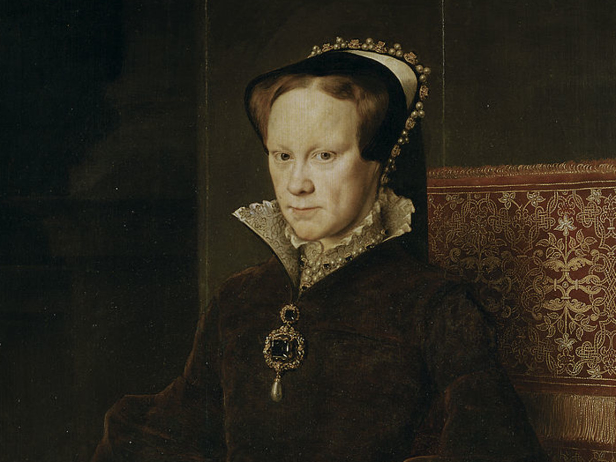 Cached Pictures of mary tudor