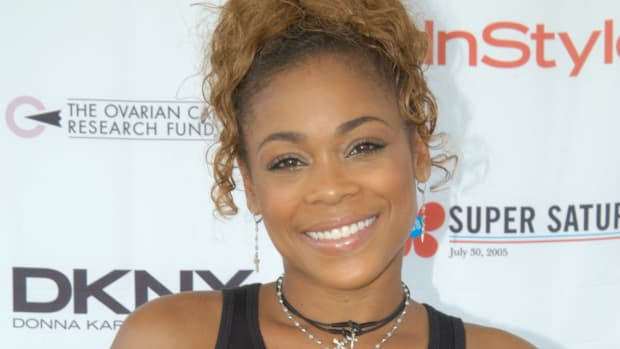 T-Boz during Super Saturday 8 - The World Famous Designer Garage Sale Benefiting The Ovarian Cancer Research Fund Hosted by Donna Karan and Kelly Ripa at Nova's Art Project in Water Mill, New York, United States. (Photo by Shane Gritzinger/FilmMagic)