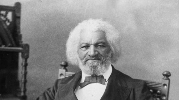 Civil Rights Activists: Abolitionist Frederick Douglass escaped slavery before becoming an instrumental part of the abolitionist movement through his literature and speeches during the 19th century.   (Photo by MPI/Getty Images