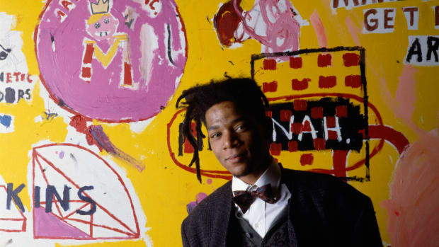 Basquiat Photo
