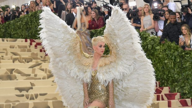 Katy Perry at the 2018 Met Gala