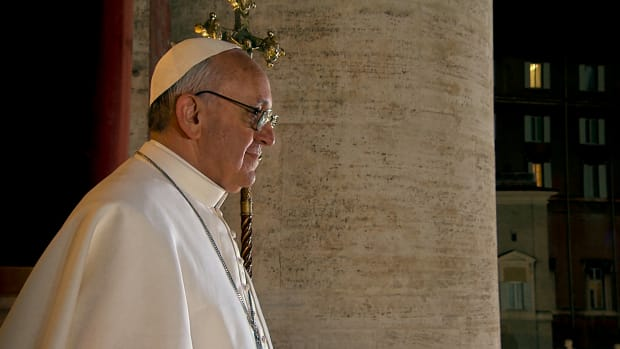 Pope Francis Documentary Photo
