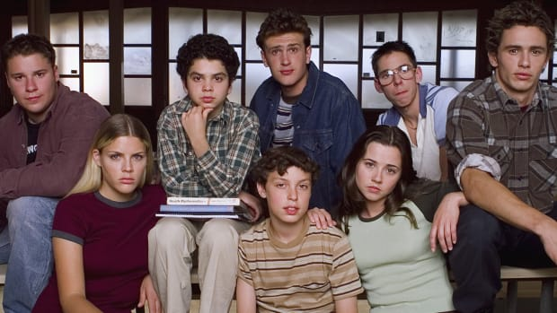 Cast of Freaks and Geeks