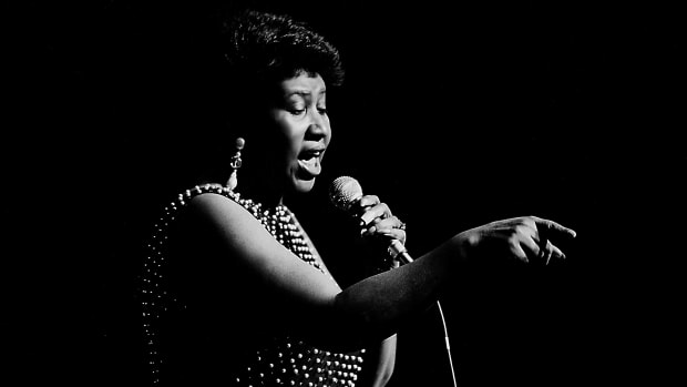 Aretha Franklin Photo