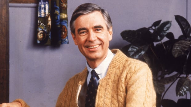 Mister Rogers Photo