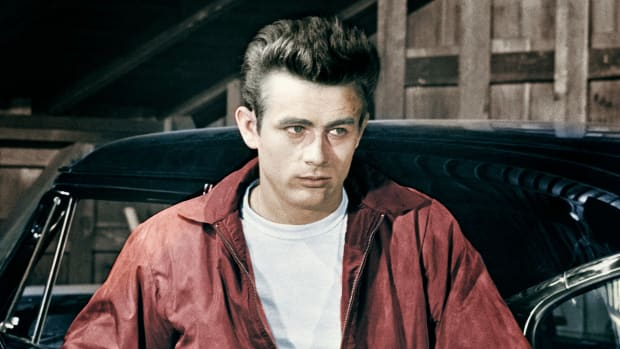 James Dean Rebel Without a Cause