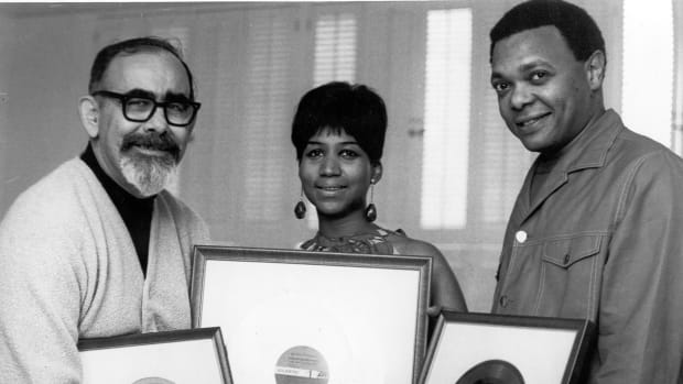 Jerry Wexler Aretha Franklin Ted White