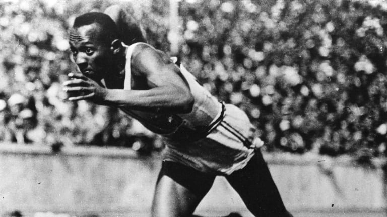Jesse Owens: Olympic Triumphs and Olympic-Sized Struggles