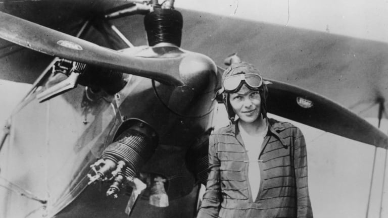 Amelia Earhart Day: A Modern-Day Aviatrix (Also Named Amelia Earhart) Soars to New Heights