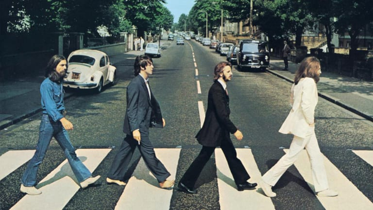 Image result for abbey road cover