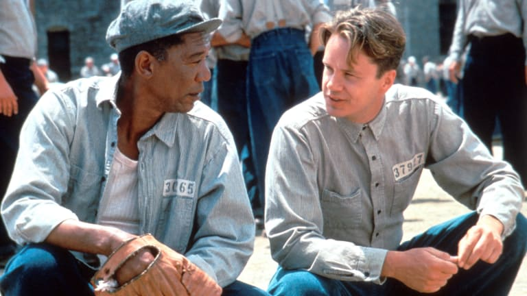11 Quotes From 'Shawshank Redemption'