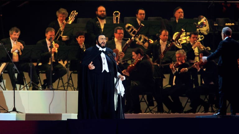 Pavarotti Once Quit Singing, Then Came Back and Became an Opera Legend