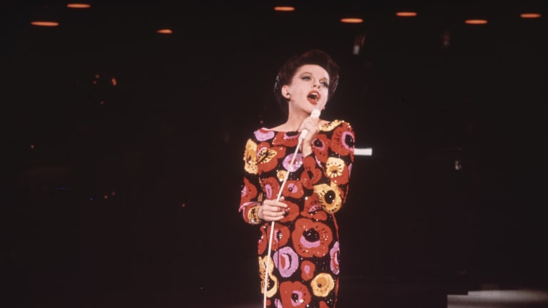Judy Garland: Troubles From the End of the Rainbow