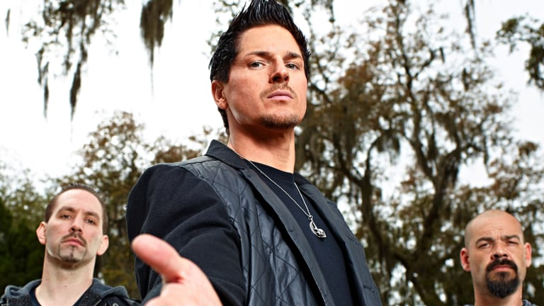 'Ghost Adventures' Zak Bagans Explains What It's Like Being Possessed By a Ghost (INTERVIEW)