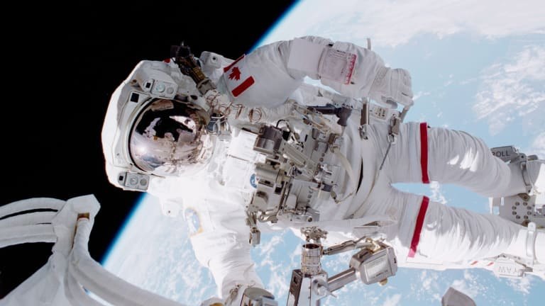 Colonel Chris Hadfield's Life Lessons from Space (INTERVIEW)