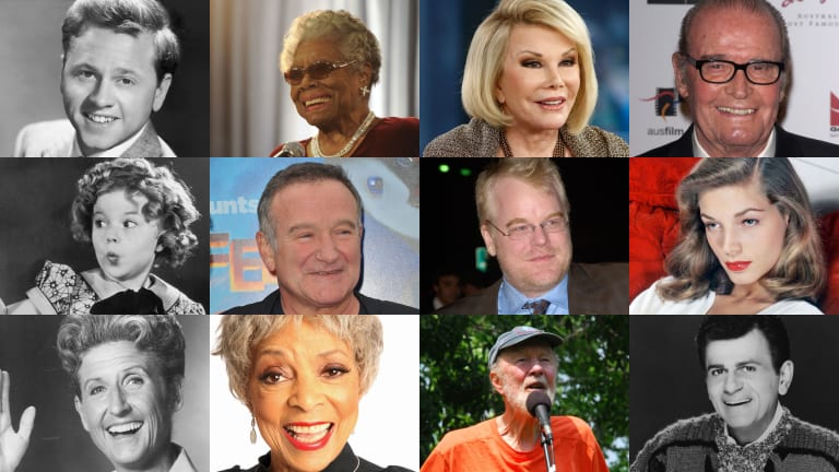 In Memoriam: Saying Goodbye to the People We Lost in 2014 (VIDEO)