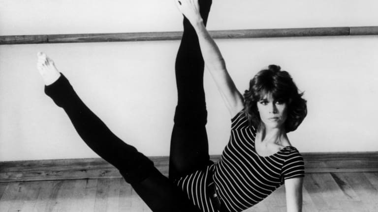 Celebrity Fitness Crazes of the 80s and 90s