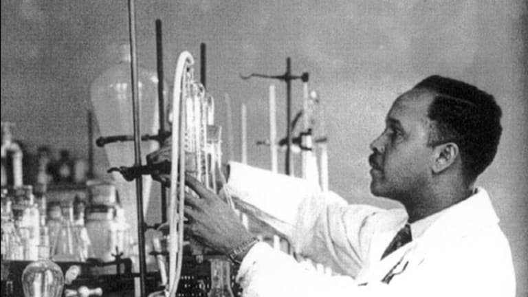 Black History Unsung Heroes: Dr. Percy Julian