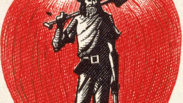 7 Facts About Johnny Appleseed