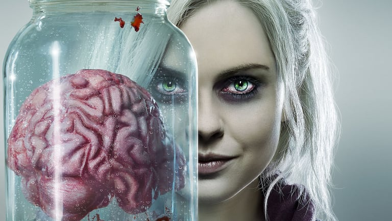 Zombies Gone Good: Rose McIver Charms in 'iZombie' (INTERVIEW)