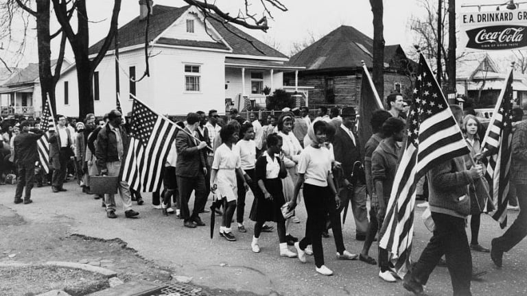 Selma to Montgomery March, 50 Years Later
