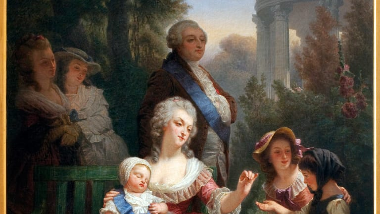 The Human Side of Louis XVI and Marie Antoinette
