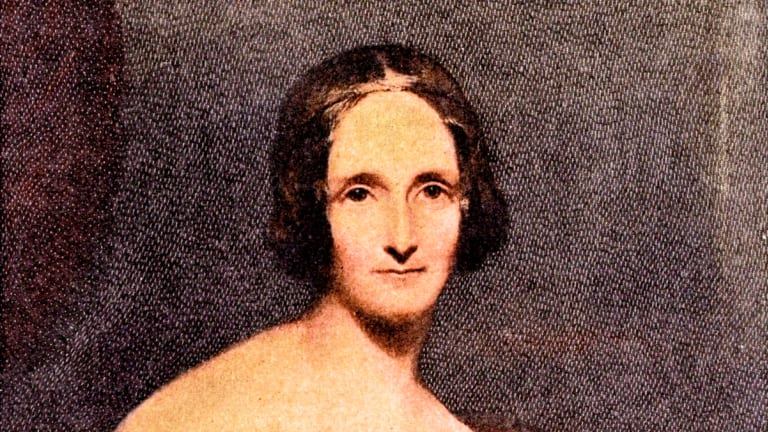 How Mary Shelley Created 'Frankenstein'