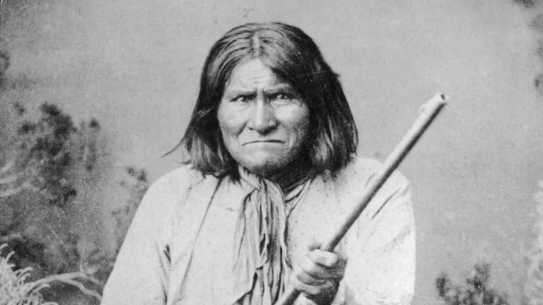 5 Native American Leaders of the Wild West