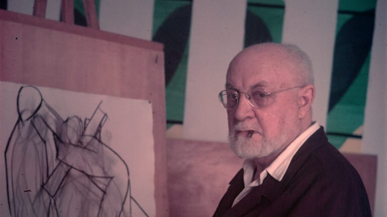 Henri Matisse: His Final Years and Exhibit