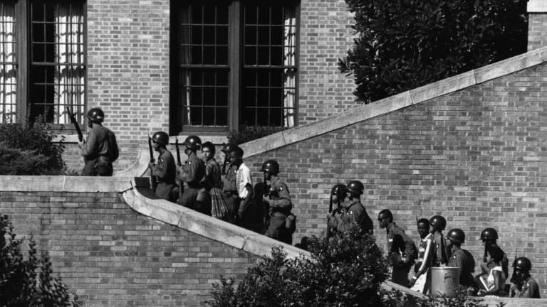 The Lasting Impact of the 'Little Rock Nine'