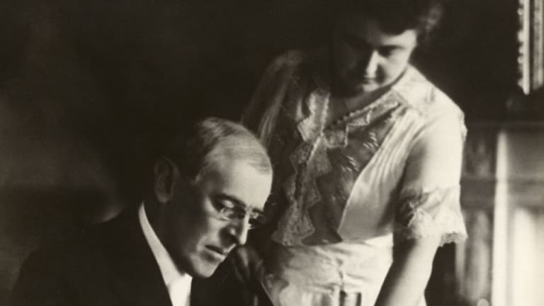 Edith Wilson: The First Lady Who Became an Acting President — Without Being Elected