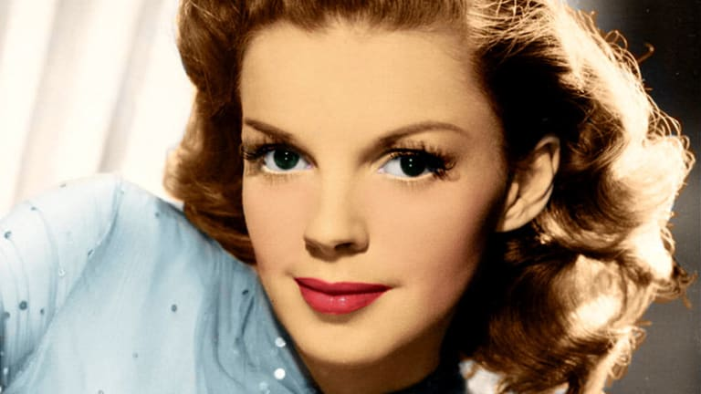 Judy Garland S Troubled Youth Biography