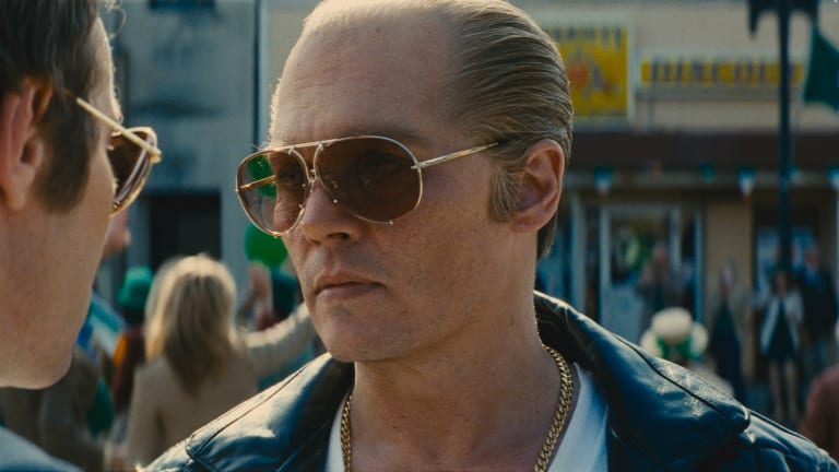 TIFF: 'Black Mass' — Is Johnny Depp a Convincing Whitey Bulger?