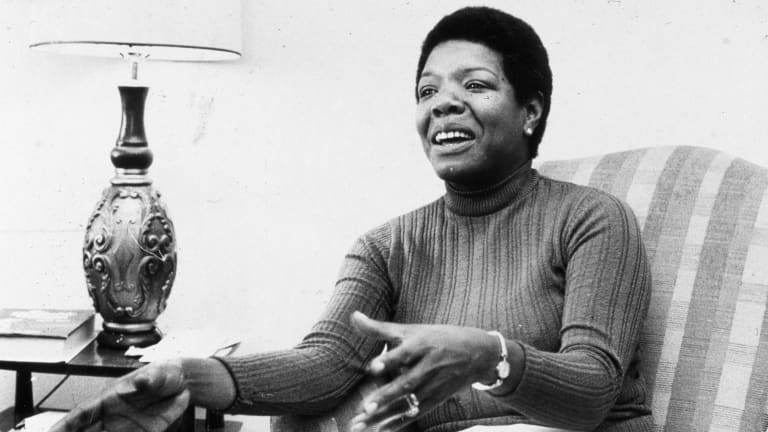 Maya Angelou and 9 Other Best-Selling Black Authors
