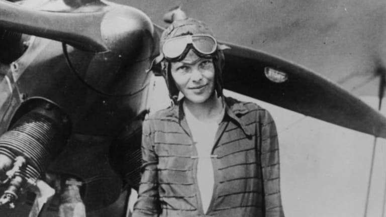 The Mysterious Final Flight of Amelia Earhart