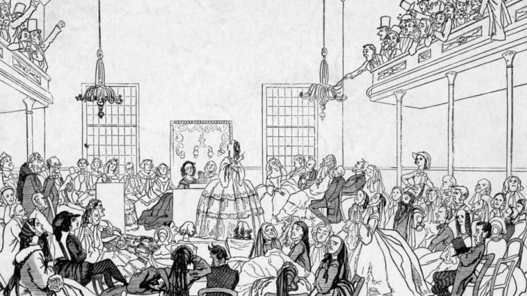 The Women's Rights Movement and the Women of Seneca Falls
