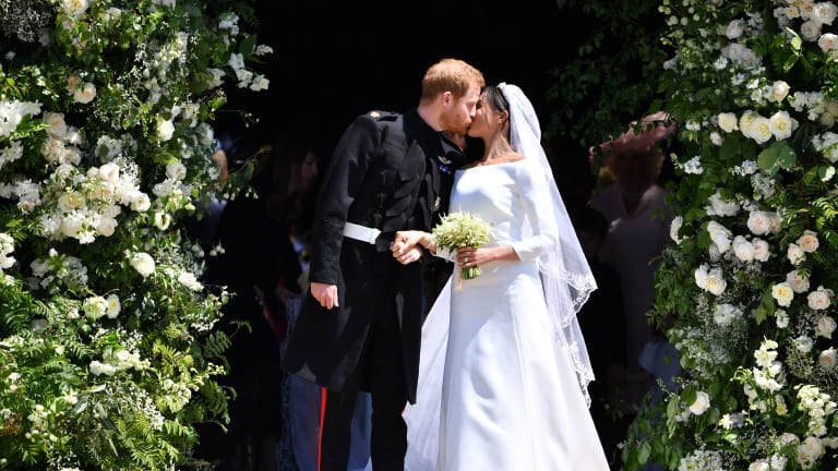 How Meghan Markle and Prince Harry's Wedding Was Different From Queen Elizabeth II's