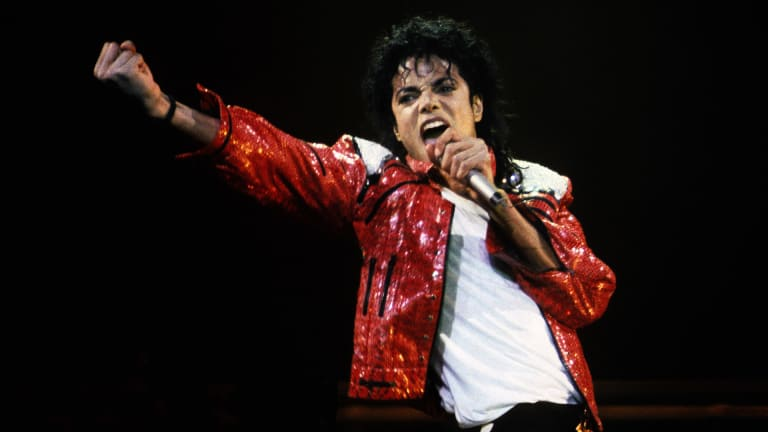 10 of Michael Jackson's Most Iconic Moments