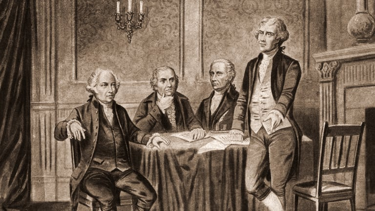 The Founding Fathers: What Were They Really Like?