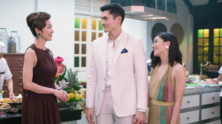Who's in the Movie 'Crazy Rich Asians'?