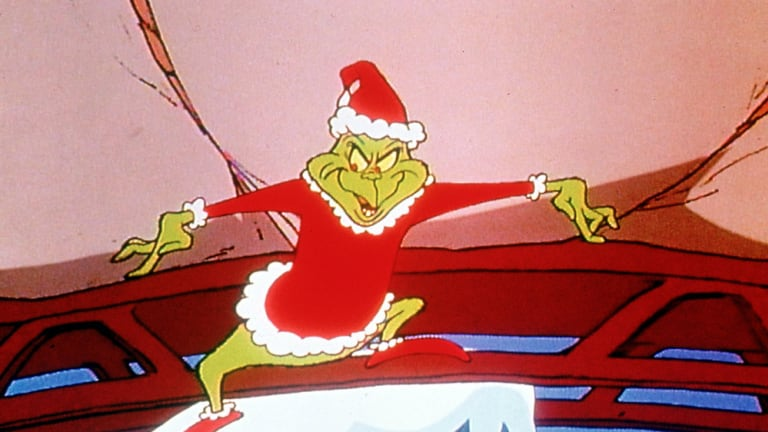 Who Was Dr. Seuss' Inspiration for the Grinch? Himself!