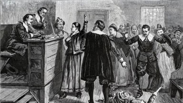 Remembering the Victims of the Salem Witch Executions