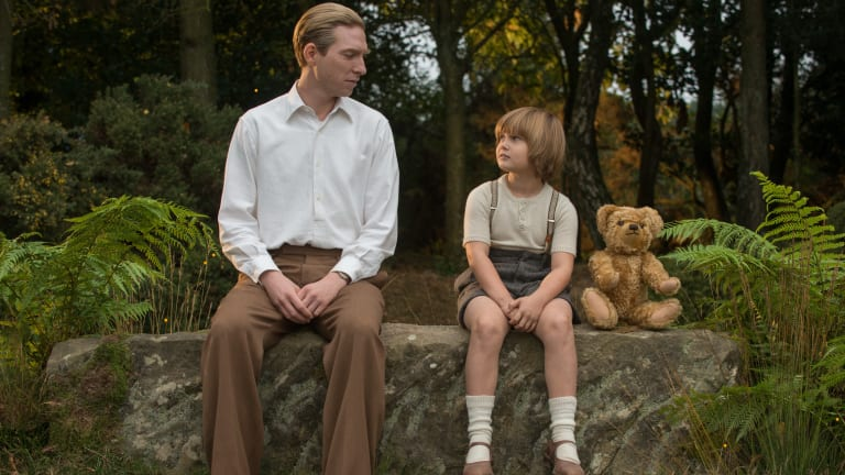Director Simon Curtis on 'Goodbye, Christopher Robin' (INTERVIEW)