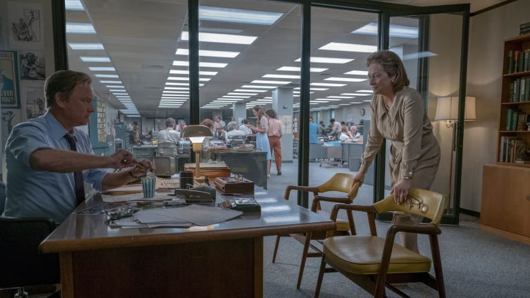 The True Story Behind 'The Post'