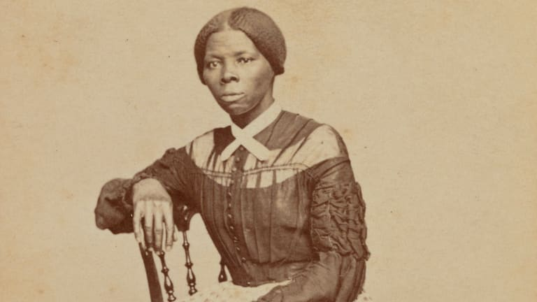 Black History Month: A Rare Photo & Royal Shawl Honor Harriet Tubman's Strength & Bravery