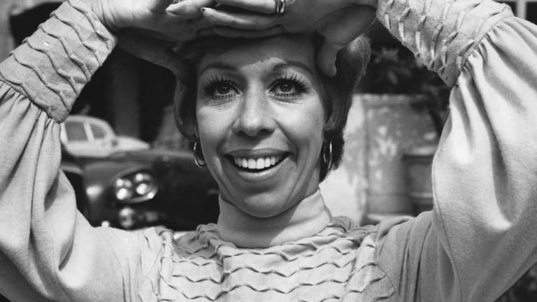 A Stranger Gave a Struggling Carol Burnett $1,000 to Start Her Career