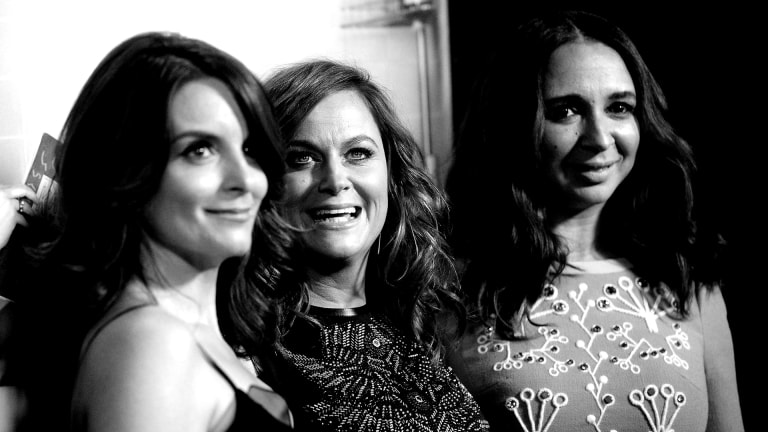 How Tina Fey, Amy Poehler and Maya Rudolph Became Hollywood's Ultimate Best Friends