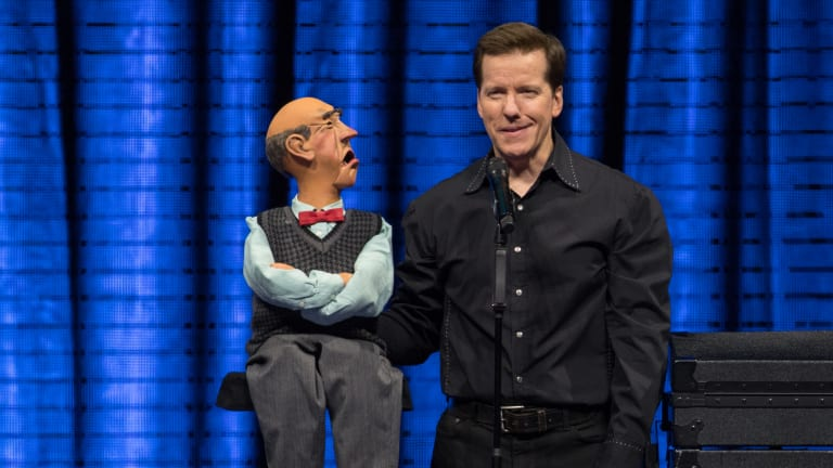 How Jeff Dunham Taught Himself Ventriloquism at Eight Years Old