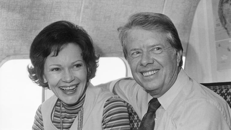 Jimmy and Rosalynn Carter's Love Story: From Small Town Sweethearts to the White House