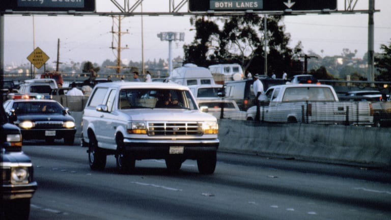 O.J. Simpson's Freeway Chase: What Happened to the White Ford Bronco